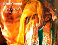 Lemis Digital Silk Collection by Gulahmed