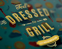 Ted Baker | Dress to Grill