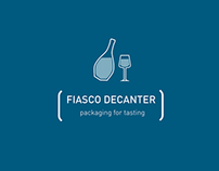 Fiasco Decanter - Flask brand refresh