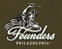 Philadelphia Founders Logo