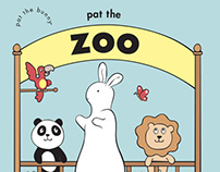 Interactive eBook Animations: Pat The Zoo