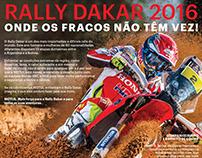 Motul / Dakar - Onde os fracos não têm vez!