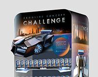 Gillette Proglide Launch