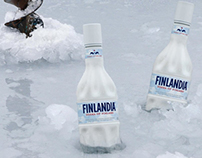 Finlandia Vodka Polska Facebook Launch