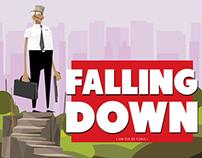 FALLING DOWN (*um dia de fúria)