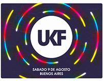 UKF Buenos Aires Flyer 2014