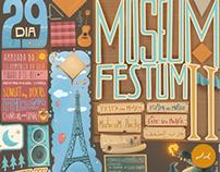 Museum Festum Poster - Editorial