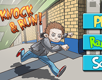 Mobile game - Knock And Run!