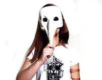 """Serigraphy - T-shirts """"Le danseur"""""""