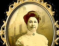 Adina De Zavala Montage
