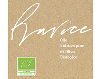 Le Masciare Oil Label Design