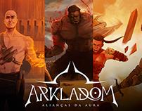 Arkladom: Alianças da Aura