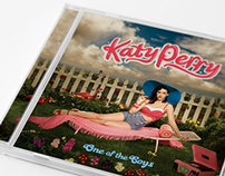 Katy Perry Logo and Package