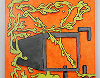Orange & Yellow Series  - 1 and 2