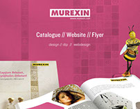 Murexin // graphic design
