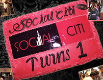 Socilciti 1st birthday