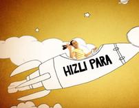 AXESS HIZLI PARA TVC