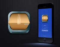 IOS App Icon Concept
