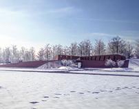 SKIING CENTER IN CARNIKAVA /SLĒPOŠANAS CENTRS CARNIKAVĀ