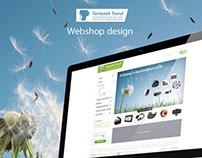 Tartozék Trend // webdesign