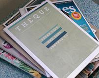 THEQUE Magazine
