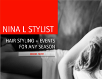 Nina L Stylist Branding