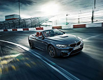 BMW M4 Convertible | Catalogue & Campaign