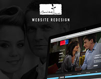 Barátok közt // webdesign