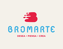 BROMARTE • Insumos artísticos • Art supplies