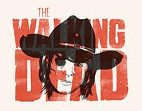 The walking dead // Carl