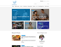 Wordpress Blog Design and Development for USA Client