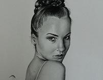 Model: Kseniya Sovenko