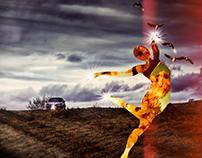 Muerte y viento
