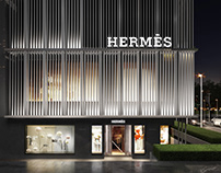HERMES Full CGI
