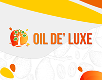 ArtFactor: Website for oildeluxe store and Logo