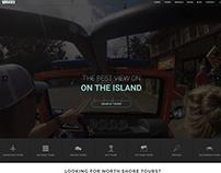 Wordpress Travel Website Design