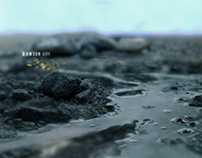 """Concept Art for """"Klondike"""""""
