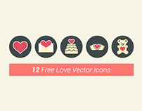 Love Icons Freebie