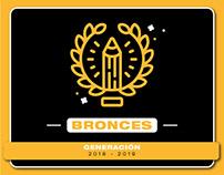 BRONCES: Curso de Creatividad Integral 18-19