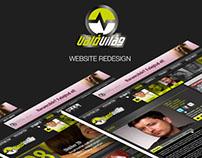 ValóVilág // webdesign