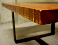 'Grate' coffee table