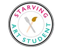 Starving Art Student Website