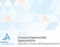 AGD Corporate Sponsor Book 2015