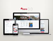 HERO Finance: 3.0 Redesign