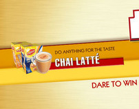 Liption Chai Latte Online Game