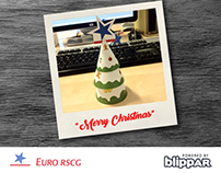 Euro Rscg 4D - Augmented Reality Card