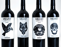 Velvet Vineyards