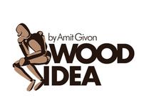 logo - wood idea - unique carpentry