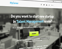 My Career - Kickstart for Job Seekers