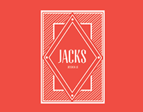 Jacks - playing card series